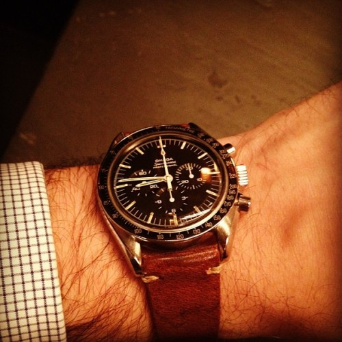 hodinkee:  Just plain perfect. #321ForLife. (Taken with instagram)