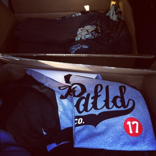 Fully loaded. #theparafloydco #PAFLDCO (Taken with instagram)