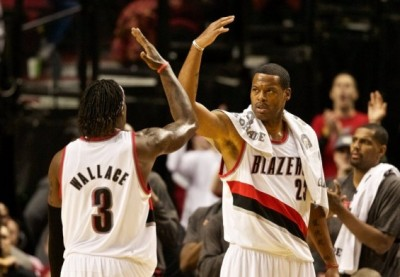 Big changes in PDX.  No more McMillian, no more #1 overall pick, and the starting small-forward and center just got traded to New Jersey and Houston.  I'm glad to see the Blazers blow this team up, but I really wish it would have been Felton and Crawford that had been dealt.  Either way, good moves for the Blazers in that they are now flushed with cap space for next year (to sign Batum and a big free-agent) and may have a couple of high draft picks to work into a trade or use to get some exciting young players.  It's all about next year now.