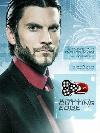 How Seneca Crane gets that perfect beard every day.
