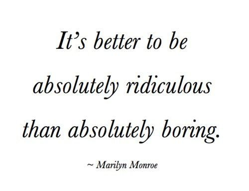 sundaylatte:  Marilyn Monroe quotes