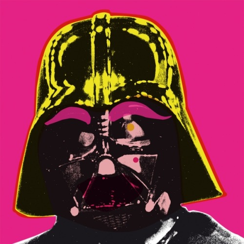 butcherbilly:  POP DARTH. GET IT?