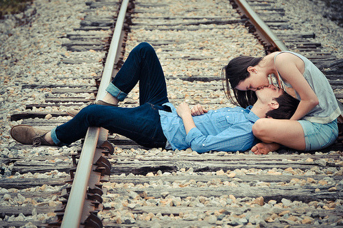thebeautyofdreams:  A guy and a girl can be just friends, but at one point or another, they will fall for each other. Maybe temporarily, maybe at the wrong time, maybe too late, or maybe, forever. -500 Days of Summer
