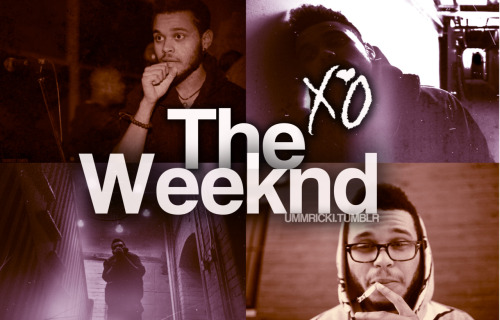 ummricki:  The Weeknd.