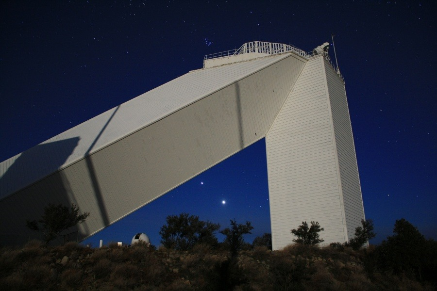 n-a-s-a:  Bright Planets at McMath-Pierce Solar Telescope  Image Credit: Mike Line (Caltech), Ed Mierkiewicz (Univ. Wisconsin-Madison), Ron Oliversen (NASA-GSFC)
