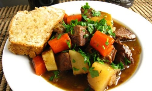 GLOBAL CUISINE: Crock Pot Irish Stew