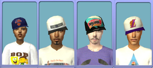 Now Available on Simsurbania: The Linning Pack: FourTSeven/Mocha recolors