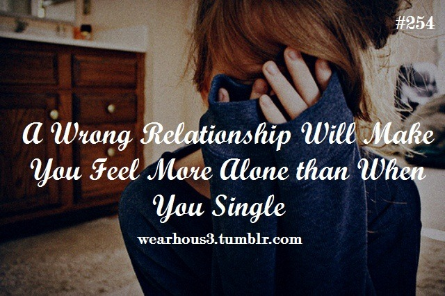 break off relationship images quotes