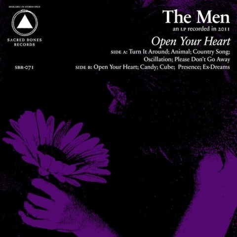 "The Men ""Open Your Heart"""