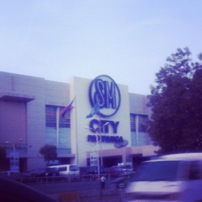 Im here SM Pampanga (Taken with instagram)
