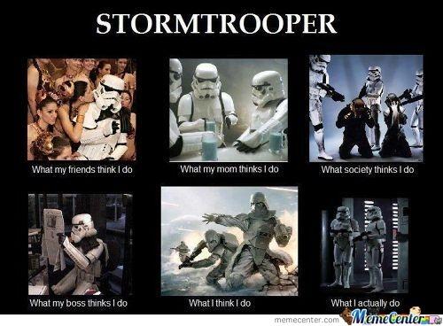 memecenterz:  Stormtrooper
