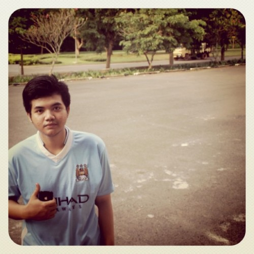 #MCFC :) (Taken with instagram)