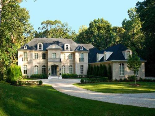 (via European Styled Atlanta Mansion – $6,750,000)