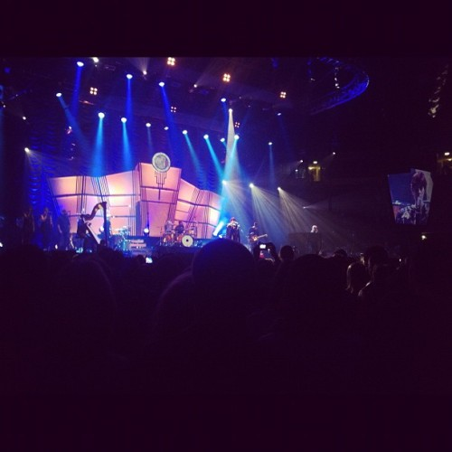 Queen Florence Welch. (Taken with instagram)