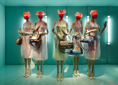 I would love to see the Marc Jacobs Louis Vuitton exhibition at the Musée des Arts Décoratifs. http://www.wallpaper.com/gallery/fashion/louis-vuitton-marc-jacobs-exhibition-at-muse-des-arts-dcoratifs-paris/17052985#60238