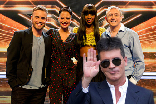 Has Simon Cowell axed the entire UK X Factor judging panel? www.simoncowellonline.com