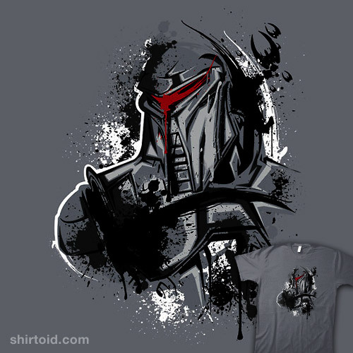 Frakkin' Toasters by inkOne is $10 today only (11/28) at Shirt Punch