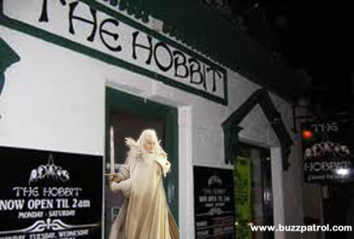 Save the Hobbit Pub From Hollywood
