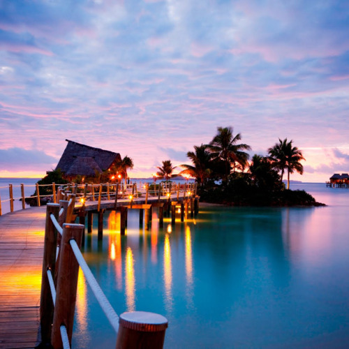 Likuliku Lagoon Resort @ Fiji Islands