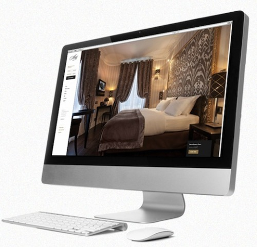 thenextweb:  WIHP, a French company, built CONVERT to make hotel websites about three things: instantly creating some sort of emotional connection between hotel and guest (big, beautiful pictures), offer ultrafast and smooth booking, and compatibility across desktops, laptops, smartphones and tablet computers. (via Every Hotel Website Should Look Like This)  If only ALL hotel websites look like this…
