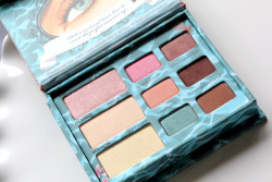 "(via lovelyritablog.com) ""Summer Eye Summertime Sexy Shadow Collection"" Too Faced Collection for Summer 2012 Review and Swatches in Makeup and Beauty Blog."