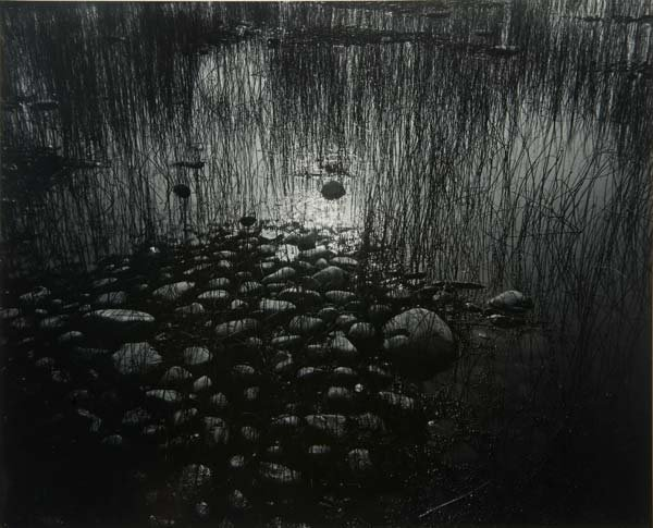 yama-bato:  Arthur Siegel - Pond and Rocks   [+]