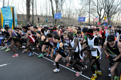 NYC Half Marathon 2012: Ready…Set…GO!…Central Park, NYC (via My Upper West)