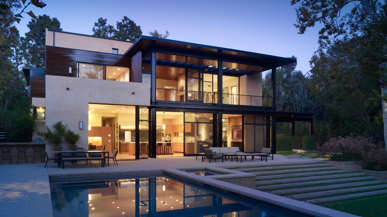 artarchitectureandthings:  BRENTWOOD RESIDENCE | STUDIO WILLIAM HEFNER