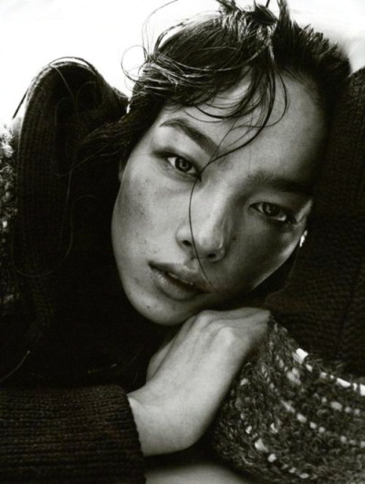 horreure:  Transformers, Fei Fei Sun by Steven Meisel for W, September 2011