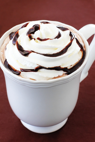 foodfuckery:  Nutella hot chocolate Recipe
