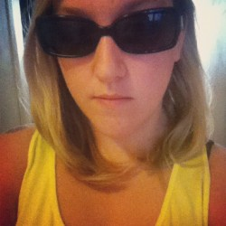 #marchphotoaday Day 16 | sunglasses :: prescription sunglasses I have to wear even indoors. I'm the 'weirdo' who wears them at night an inside. (Taken with instagram)