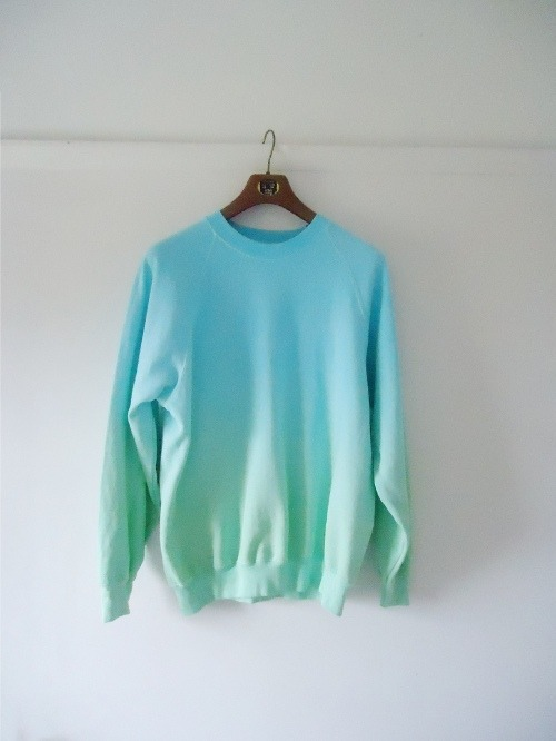 Pastel Gradient jumper