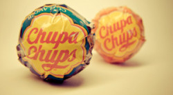 Did you know? Salvador Dali designed the Chupa Chups logo in 1958. Dali also insisted the placement of the logo be on top of the lollipop rather than the side so that it could always be viewed intact. http://bit.ly/zZG1OE