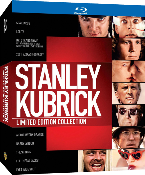 "Deal on fire! And this one is a doozy. Amazon has the Stanley Kubrick Limited Edition 9 Film Blu-ray Collection for only $60.99. This set includes: ""Spartacus,"" ""Lolita,"" ""Dr. Strangelove,"" ""2001: A Space Odyssey,"" ""A Clockwork Orange,"" ""Barry Lyndon,"" ""The Shining,"" ""Full Metal Jacket,"" and ""Eyes Wide Shut."" Whew. That's roughly $6 per Blu-ray, from one of the greatest filmmakers of our time: http://www.cityonfire.com/deal-on-fire-stanley-kubrick-limited-edition-9-film-blu-ray-collection-only-60-99-%E2%80%93-expires-soon/"