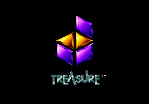 Treasure logo.