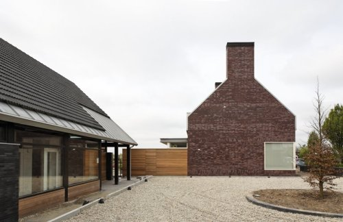 theblackworkshop:  Four houses at Oud-Empel