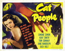 Cat People (1942). Dir. Jacques Tourneur.