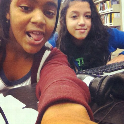 I deadass miss Jesenia :/ 2 more days :D  (Taken with instagram)