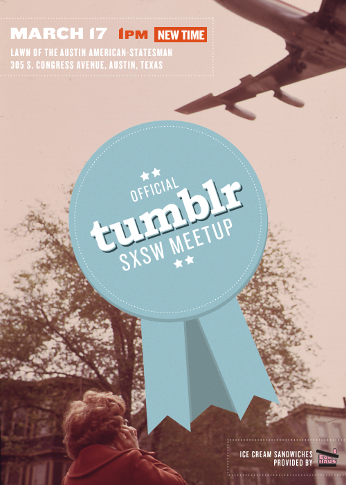 Please note that tomorrow's meetup in Austin, TX is is now at 1pm  [RSVP]