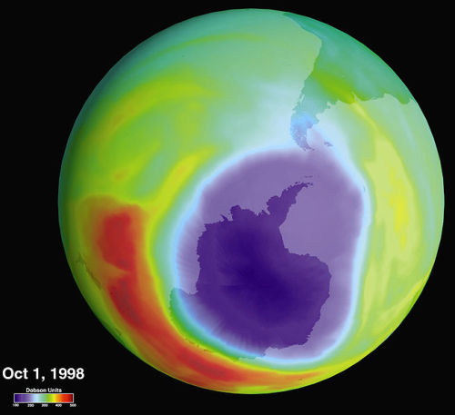 onearth:  What If the Ozone Hole Were Discovered Today? We'd Probably Let It Fry Us  Our new articles editor Jeff Turrentine longs for the days of Reagan, when serious Republicans took science seriously.