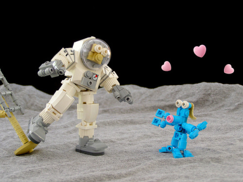 Houston, We Have a Problem by Legohaulic on Flickr.