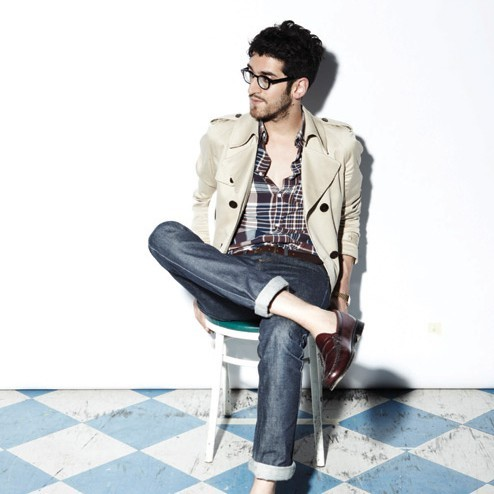 Hello Chromeo, Dave 1, he is IT.