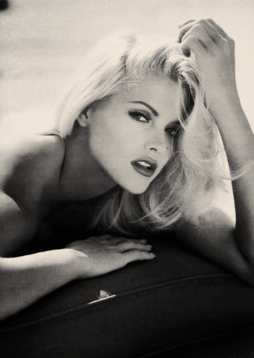 Anna Nicole Smith, c. 1990's