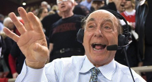 Report: Humans Have Evolved To Point Where They No Longer Hear Dick Vitale