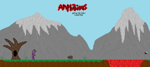 Just a little look at a video game I'm working on for the android market will be out at some point in the future, till then just ask us on facebook and ill send you a alpha version of the game to test out. http://www.facebook.com/pages/Amphibious/174711699304094