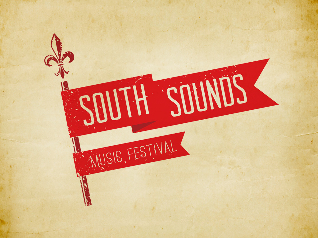 Logo I designed for a local music festival here in Mobile, AL. So glad I was apart of this event! Check it out at http:///www.southsoundsfest.com or search SouthSounds on Facebook.