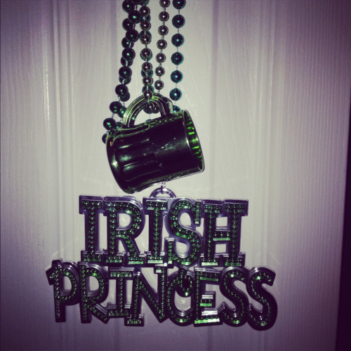 St pattys day ready! =)