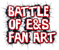 Announcing the Battle of Eric & Sookie Fan Art Tournament! You will be able to choose which beautiful piece of Eric and Sookie artwork is your favorite! Every couple of days, we will post two more pieces for you to cast your votes! Winners of each round will face other in the next round, and so on, until there's only one remaining! If you have nothing better to do before Deadlocked is released and True Blood returns, this is the perfect way to pass the time! Check out the first battle here: Battle of E&S Fan Art: Round 1 - Battle 1 Please note: no prizes will be awarded to the winner. This is merely for entertainment purposes only.