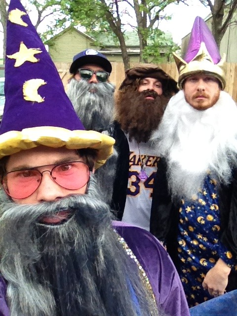 fuckyeah-workaholics:  Wizard spam to get ready for tonight!