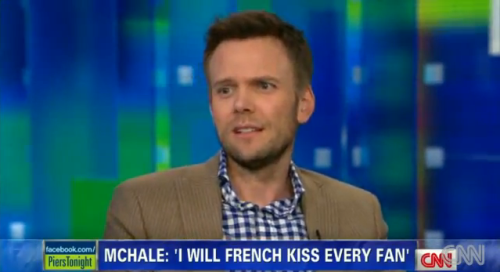 mcgoats:  i accept  Joel Mchale demands his own tag lines on Piers Morgan.